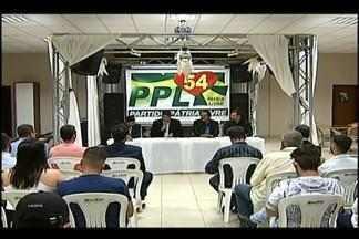 PPL lança Gledston Moreli como candidato a prefeito de Uberaba - Vice-prefeito será Gilmar Rosa. Partido apresentou 21 candidatos a vereador.