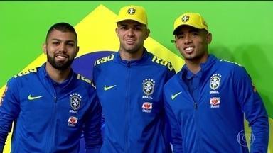 Brasil decide contra Honduras vaga na final do futebol masculino - O jogo é decisivo para a Seleção Brasileira de Futebol Masculino. O time aposta nos seus atacantes para chegar à disputa pelo ouro.
