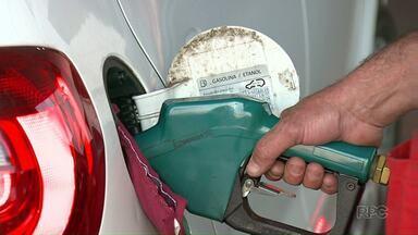 Sobe preço do álcool nos postos de combustíveis de Maringá - Na maioria dos postos o preço do litro do álcool está R$ 2,70