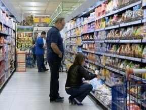 Inflação dos itens de supermercados chega a quase 14% - Desde 2003 não se via uma alta tão significativa.