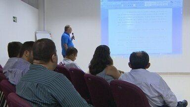 Rede Amazônica apresenta agenda de cobertura das Eleições 2016 - Representantes de candidatos participaram de encontro.