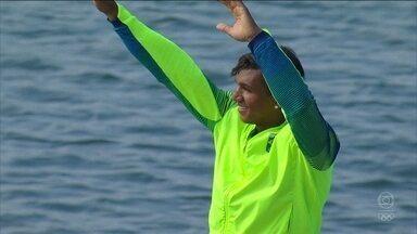 Isaquias Queiroz entra no seleto grupo de brasileiros com mais de uma medalha na mesma Olimpíada - Isaquias Queiroz entra no seleto grupo de brasileiros com mais de uma medalha na mesma Olimpíada