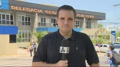 Estudante é preso por suspeita de matar cabeleireiro em Manaus - Desentendimento teria motivado crime em fevereiro deste ano.