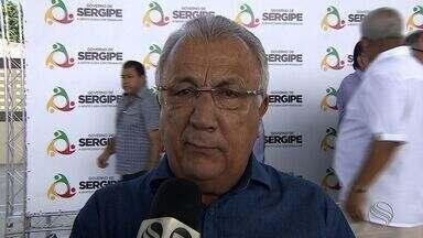 Governador Jackson Barreto diz que Sintese mente - Sindicato classificou declaração como desrespeitosa.