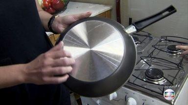 Veja como evitar acidentes domésticos na cozinha - Técnica do Inmetro dá as dicas