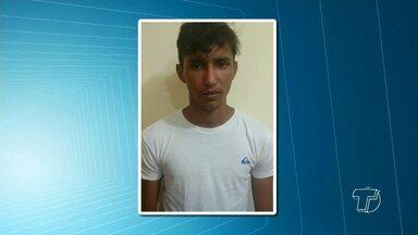 Suspeito de matar e enterrar amigo em 2015 é preso em Santarém - De acordo com a polícia, o homem havia fugido para Altamira. Ele e outro rapaz mataram e enterram Gabriel Sousa no Jutaí.