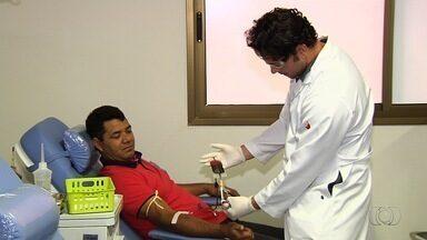 Hugol estende horário para coleta de sangue, em Goiânia - Unidade faz ação para reforçar o estoque.