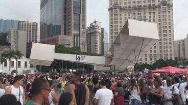 Tv Tribuna acompanha movimento e atrações do Boulevard Olímpico do Rio - Os repórteres Leonardo Zanotti e Fábio Pires foram até o local.