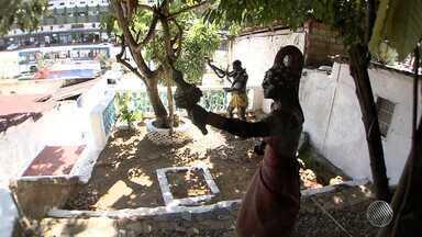 Terreiro de candomblé comemora 180 anos com cerimônia pública - A Casa de Oxumarê é um dos terreiros mais importantes da Bahia.