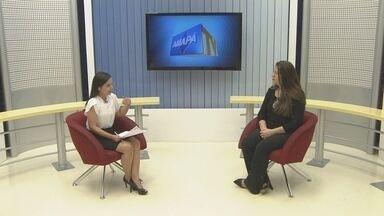 Reitora da Unifap fala sobre regularização do repasse de recursos federais - Reitora da Unifap fala sobre regularização do repasse de recursos federais