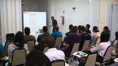 Evento discute o segmento fitness em Sergipe - Evento discute o segmento fitness em Sergipe.