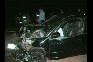 Um homem de 47 anos morre em um acidente na BR-472, em Três de Maio, RS - Foi na madrugada de sábado (27/8).