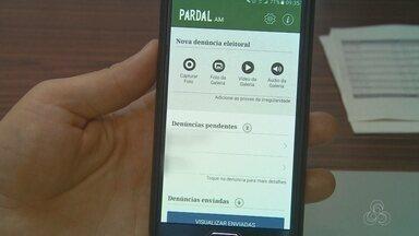 Justiça Eleitoral começa a contabilizar denúncias feitas no app Pardal - Eleitores podem fazer denúncias durante todo o processo eleitoral.