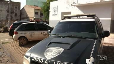 Nem a polícia escapa da ação dos bandidos em Açailândia, MA - Nem a polícia escapou da ação dos bandidos em Açailândia (MA). Um homem foi preso suspeito de ter arrombado a casa de um policial. No momento em que a casa foi invadida não havia nenhum morador. A policia tem registrado um aumento nesses casos.