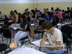 Evasão do sistema de ensino a distância cresce na região de Pres. Prudente - Números negativos foram divulgados pelo Semesp.