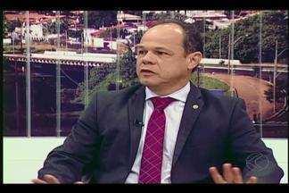 Mutirão 'Direito a ter pai' abre inscrições em Uberlândia - Defensor público, Clayton Rodrigues Sabino, conta mais detalhes sobre o evento.