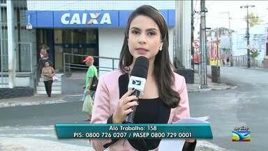 Bom Dia Mirante alerta trabalhadores sobre prazo para saque do abono salarial do PIS/Pasep - O Bom Dia Mirante volta a fazer o alerta para aquele trabalhador que ainda não sacou o abono salarial do PIS/Pasep.