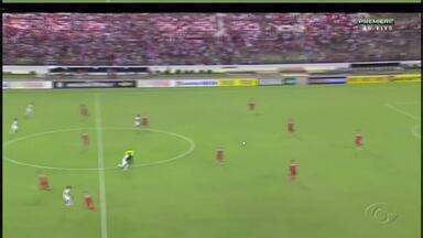 CRB joga bem e vence o Oeste no Rei Pelé - Galo assume a terceira posição da Série B.