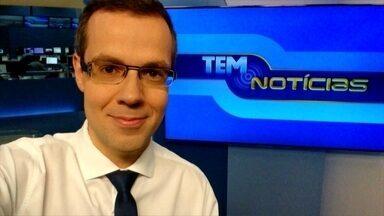 João Spode apresenta os assuntos da edição desta 4ª feira na região de Rio Preto - João Spode apresenta os assuntos da edição desta 4ª feira na região de Rio Preto no TEM Notícias.
