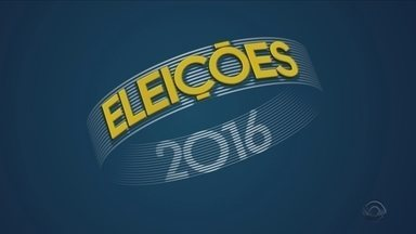 Candidatos à prefeitura de Florianópolis cumprem agenda na manhã desta quarta (31) - Candidatos à prefeitura de Florianópolis cumprem agenda na manhã desta quarta (31)