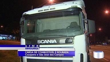 Polía prendeu três homens por roubo de caminhão na Dutra - O assalto foi em São José dos Campos.