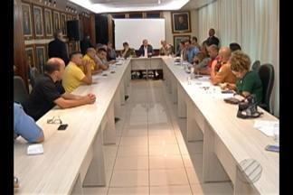 Agentes de segurança pública, MP e Associação da PM discutem medidas contra a violência - Em reunião na Alepa foram debatidas medidas que melhorem a situação de policiais militares aqui no Pará. Só este ano, 17 PMs foram assassinados no estado.