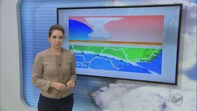 Confira a previsão do tempo para São Carlos e região - Confira a previsão do tempo para São Carlos e região.