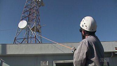 Saiba como está a cobertura do sinal da TV digital na região dos Campos Gerais - RPC segue investindo na qualidade que chega em sua casa