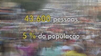 Estimativa da população amapaense de idosos vai chegar a 100 mil em 15 anos - A estimativa da população amapaense de idosos vai chegar a 100 mil em 15 anos.