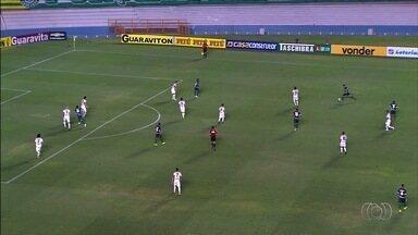 Goiás decepciona e só empata com Criciúma no Serra - Esmeraldino fica no 1 a 1 com o Tigre pela Série B