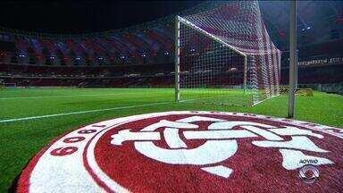 RBSTV transmite partida entre Internacional e Fortaleza - O jogo é válido pela Copa do Brasil.