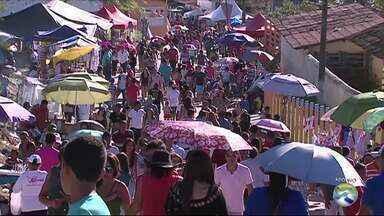 'Romaria de Frei Damião' acontece de 1º a 4 de setembro - Programação tem missas, terços, ofícios e shows em São Joaquim do Monte.