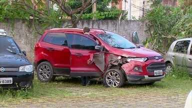 Suspeito de participar de assalto em que administradora morreu é preso - Jovem de 25 anos foi baleada em Cajueiro, no Recife.