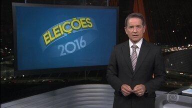 Luiza Erundina não teve agenda pública de campanha - A candidata do PSOL, Luiza Erundina, não teve agenda pública de campanha nesta sexta-feira (2).