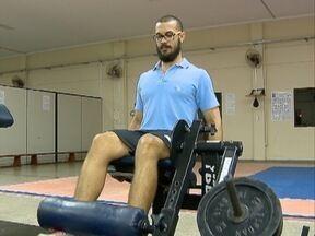 Mudanças de hábitos ajudam rapaz a emagrecer - Guilherme chegou a pesar 120 quilos.