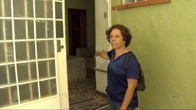 Maria da Consolação (PSOL) disse que vai defender os direitos das mulheres - Ela visitou, no sábado, a Casa de Referência Tina Martins, que oferece atividades e apoio a mulheres.