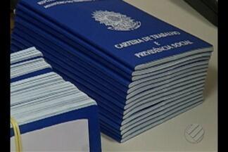 Emissão da carteira de trabalho apresenta problemas - Usuários enfrentam dificuldades para ter acesso ao documento.