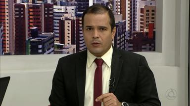 Juiz da Propaganda Eleitoral sofre tentativa de assalto na BR-230 - Além dessa notícia, Laerte Cerqueira também comenta agenda dos candidatos de João Pessoa e Campina Grande.