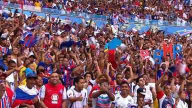 Bahia derrota o Vasco com apoio da torcida e volta a colar no G4 da série B - Confira as notícias do tricolor baiano.