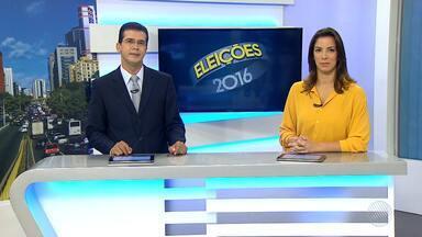 Eleições: confira a agenda dos candidatos à prefeitura de Salvador - Veja os compromissos programados para esta segunda (5).