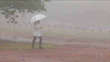 Mato Grosso do Sul tem setembro mais frio dos últimos 50 anos - A quarta-feira (7) amanheceu com sensação térmica negativa na região centro-sul do Brasil.
