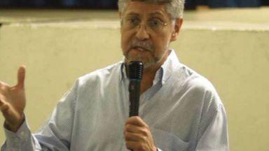 Guilherme Lacerda depõe na Polícia Federal e é transferido do ES ao DF - Ex-presidente do Funcef foi preso na Operação Greenfield.Segundo a Polícia Federal, ele será ouvido novamente.