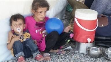 Metade dos refugiados do mundo são crianças - O levantamento da Unicef mostrou que o mundo tem 50 milhões de crianças fora dos países de origem. A maioria sai da Síria e do Afeganistão. A Turquia é o país que mais recebe tanto adultos quanto crianças.