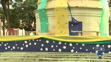 Desfiles cívicos comemoram o 7 de Setembro em Rio Preto e Araçatuba - Haverá desfile para comemorar o dia 7 de Setembro na avenida Bady Bassitt, em São José do Rio Preto, e na avenida dos Araças, em Araçatuba (SP).