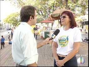 Cerca de 12 mil pessoas devem prestigiar o desfile de 7 de Setembro em Montes Claros - Desfile será na Avenida Deputado Esteves Rodrigues.