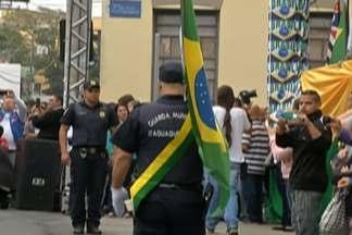 Desfile cívico marca o dia da Indepêndencia e aniversário de Itaquaquecetuba - Cidade completa, nesta quinta-feira, 456 anos de existência.