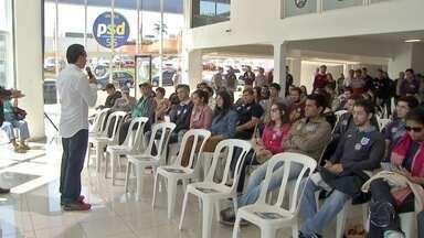 Marquinhos diz que pretende melhorar serviços públicos em Campo Grande - Marquinhos diz que pretende melhorar serviços públicos em Campo Grande