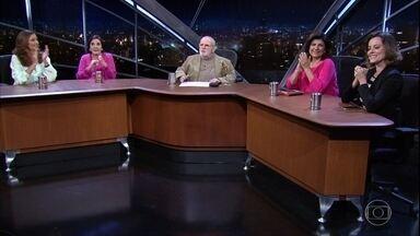 Meninas do Jô comentam cenário político do Brasil - Jornalistas falam sobre o processo de cassação de Eduardo Cunha e trajetória de Dilma Roussef