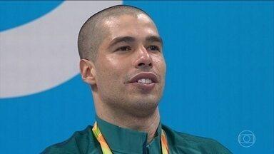 Brasil tem ouro com Daniel Dias e bronze com Italo Pereira na natação paralímpica - A natação é uma das modalidades que mais deve trazer medalhas para o Brasil nos Jogos Paralímpicos e Daniel Dias deve ser o dono do maior número delas.
