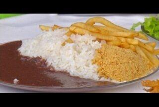 'Sabores e bastidores' apresenta diferentes tipos de pratos feitos - Chamado PF é faz parte da rotina do dia a dia.